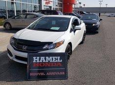 Honda Civic COUPE LX Auto 2014
