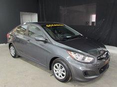 Hyundai Accent GL Automatique 2012