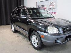 Hyundai Santa Fe 4X4 2004