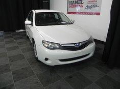 Subaru Impreza AWD Automatique 2010