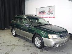Subaru Outback 4X4 Automatique 2003
