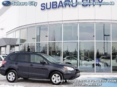 2016 Subaru Forester 2.5i Economy