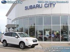 2016 Subaru Forester - Low Mileage