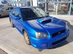 2004 Subaru Impreza WRX STi, AWD, LOCAL TRADE,AWESOME SPORTS CAR
