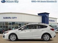 2018 Subaru Impreza 5-dr Touring AT,AWD,AIR,TILT,CRUISE,PW,PL, HEATED SEATS, BACK UP CAMERA, BLUETOOTH!!!!
