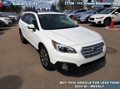 2017 Subaru Outback 3.6R Limited,LEATHER,SUNROOF,NAVIGATION,BACK UP CAMERA,ALUMINUM WHEELS, PW,PL,TILT,CRUISE,AIR!!!!