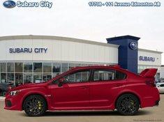 2019 Subaru WRX STI Sport-tech w/Wing Spoiler