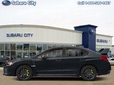 2019 Subaru WRX STI Manual