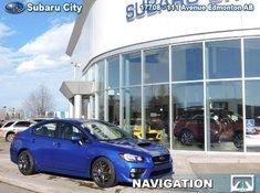 2017 Subaru WRX Sport-Tech   -  305 HP -  Navigation!