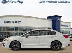 2019 Subaru WRX CVT