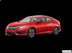 2017 Honda Civic Sedan EX-T