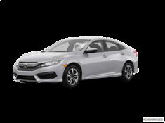2018 Honda CIVIC SDN LX LX
