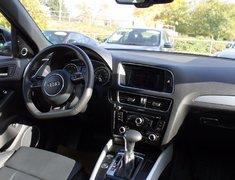 2014 Audi Q5 3.0L TECHNIK VERY LOW KMS