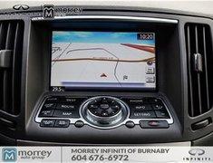 2011 Infiniti G37X AWD Sedan Premium Hi-Tech Pkg Navigation