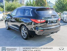 2015 Infiniti QX60 Technology Package No Accident Claim One BC Owner