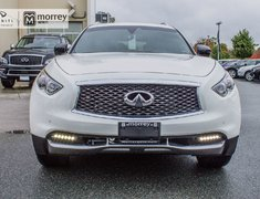 2017 Infiniti QX70 Limited Technology is here! Customize yours today!