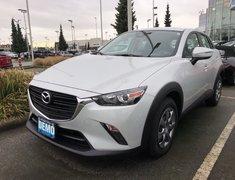 2019 Mazda CX-3 GX AWD with Apple Car play! Back up camera