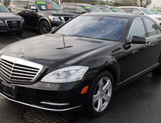 2010 Mercedes-Benz S-Class S450 LEATHER LOADED SUPER LOW KMS