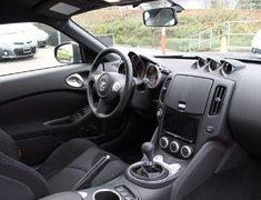 2017 Nissan 370Z MANUAL NAVIGATION BACKUP CAMERA