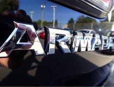 2017 Nissan Armada SL at