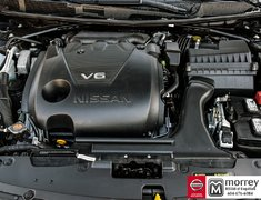 2017 Nissan Maxima Platinum * Fully-loaded, Leather, Navi, Cameras!