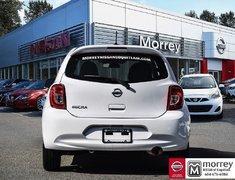 2018 Nissan Micra SV Style Package * Huge Demo Savings!