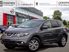 2014 Nissan Murano SV AWD NO ACCIDENTS LOW KMS!