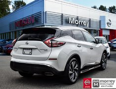 2017 Nissan Murano Platinum AWD * Fully-loaded, Cooled Leather, Navi!