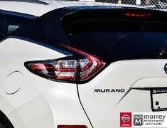 2017 Nissan Murano Platinum AWD CVT (2)