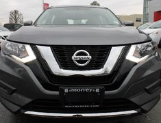 2017 Nissan Rogue S AWD ONLY 50 KMS FINAL BLOWOUT PRICING!