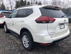 2018 Nissan Rogue SV AWD CVT