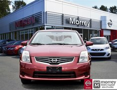 2012 Nissan Sentra 2.0 * Fuel Efficient Commuter, Low Mileage!
