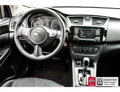 2017 Nissan Sentra SV * Bluetooth, Smart Key, Backup Camera, USB!