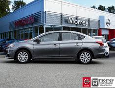 2019 Nissan Sentra S CVT * Huge Demo Savings!