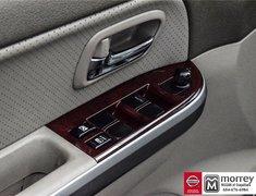 2012 Suzuki Grand Vitara JLX-L 4WD * Leather, Moonroof, Smart Key, Alloys!
