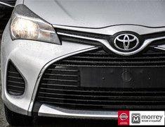2015 Toyota Yaris Hatchback LE * Keyless Entry, Bluetooth, USB!