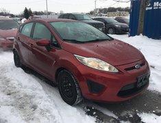2013 Ford Fiesta SE HATCH