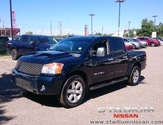 2008 Nissan Titan LE