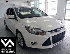 Ford Focus Titanium**SUPPORT À VÉLO** 2012