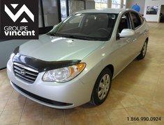 Hyundai Elantra GL AIR CRUISE 2009