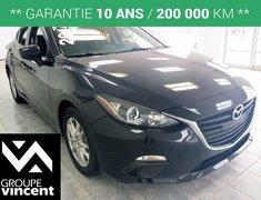 Mazda Mazda3 GS-SKY **AVEC GRANDE ÉCRAN !** 2014