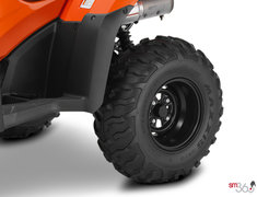 2015 Honda TRX420 IRS DCT IRS EPS
