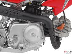 2016 Honda CRF50F STANDARD