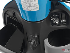Honda GIORNO STANDARD 2016