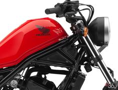 Honda Motorcycle Rebel 300  2018