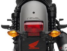 2017 Honda Rebel 500 STANDARD