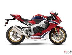 2018 Honda CBR1000RR SP SPECIAL EDITION