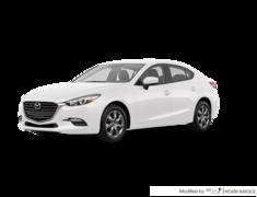2018 Mazda Mazda3 GX at