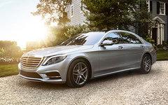 La recherche par induction possible avec la Mercedes-Benz Classe S?