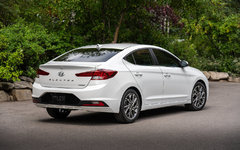 La nouvelle Hyundai Elantra 2019 approche